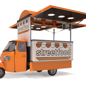 avviare attività street food
